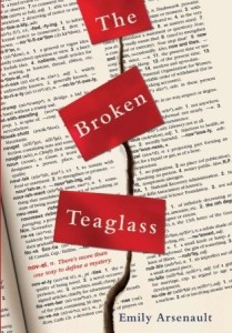 broken teaglass
