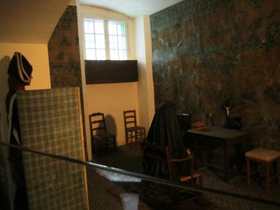 Marie-Antoinette's cell 1