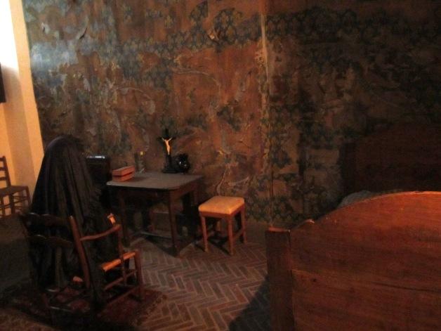 Marie-Antoinette's cell 2