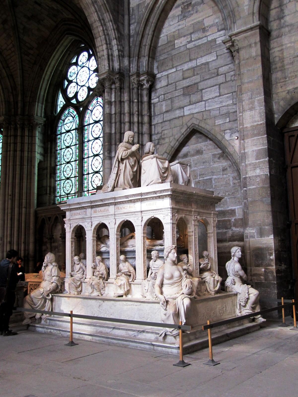 Saint Denis Gard: I Love France #23: Basilica Of Saint-Denis