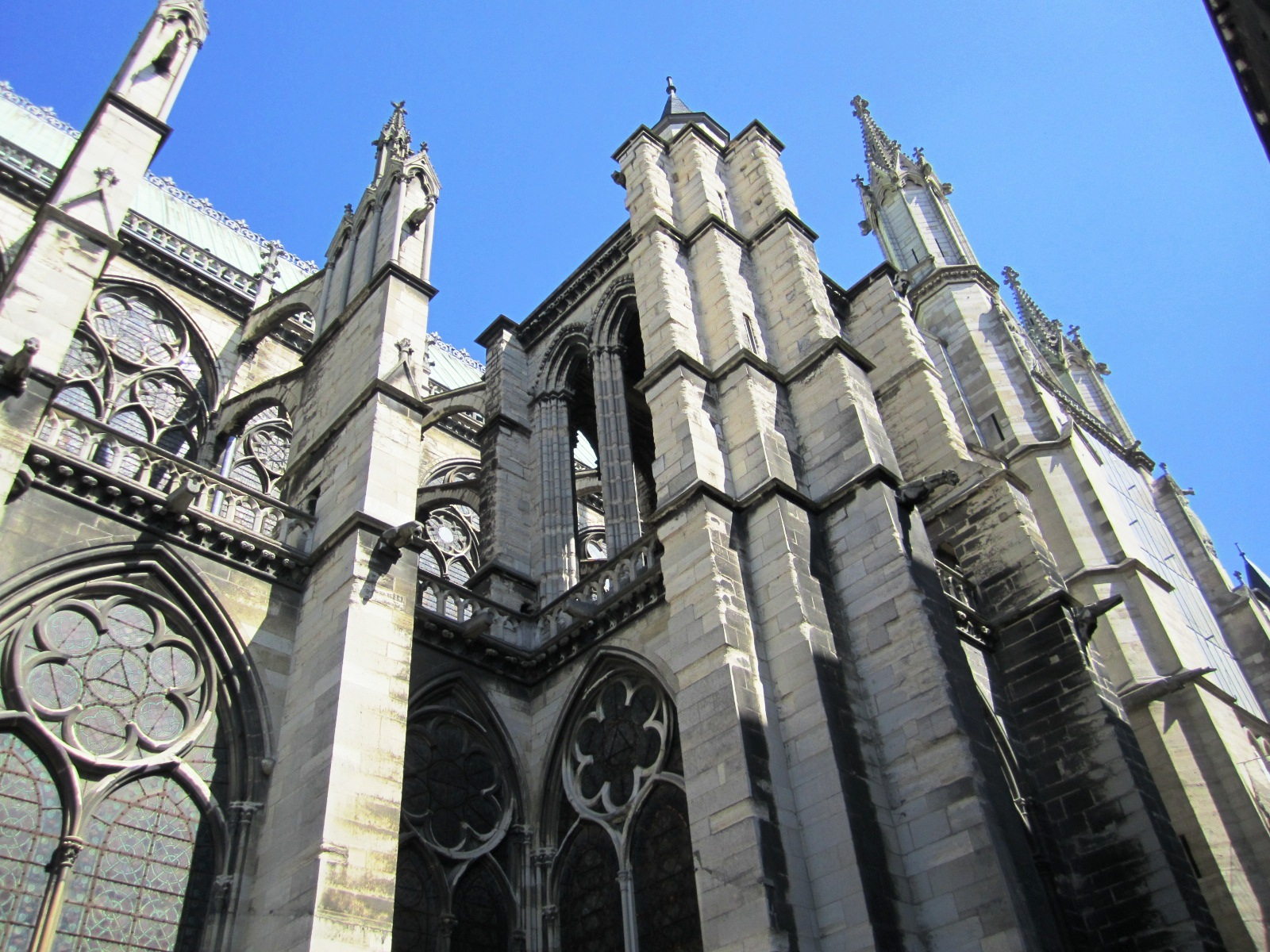 Beau St Denis Architecture #8: The Basilica Of St Denis Is An Architectural ...