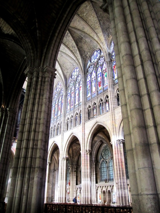 Saint Denis side