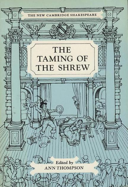 an analysis of the play the taming of the shrew A short summary of william shakespeare's the taming of the shrew this free synopsis covers all the crucial plot points of the taming of the shrew the play that.