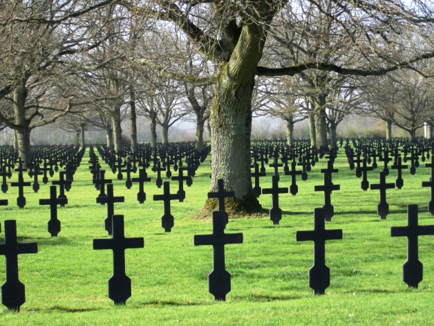 German cemetery
