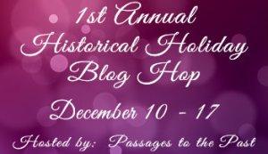 Historical Holiday Blog Hop