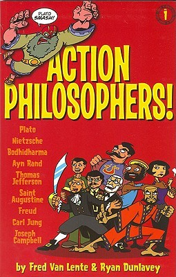 Action Philosophers volume 1