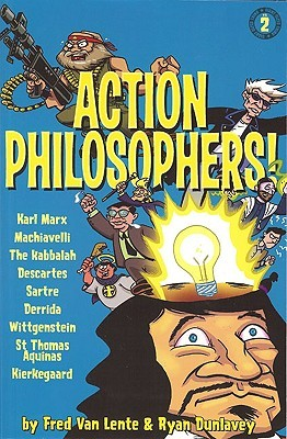 Action Philosophers volume 2