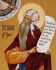 Saint Isaac of Syria