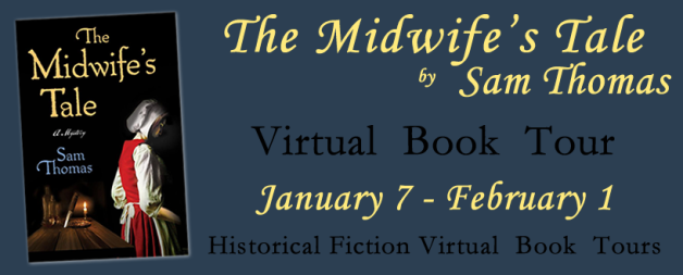 The Midwife's Tale Tour Banner