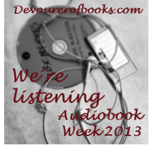 audiobook week 2013