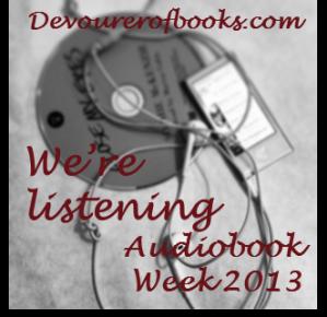 audiobook week 2013