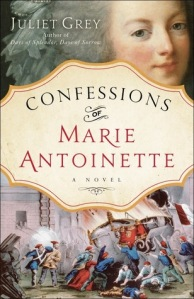 onfessions of Marie Antoinette