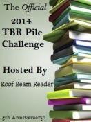 TBR pile challenge 2014