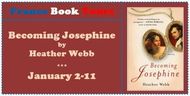 Becoming Josephine banner