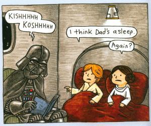 Goodnight Darth Vader2