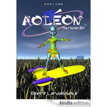 Aoleon the Martian Girl