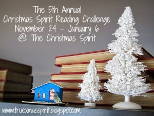 christmas spirit reading challenge 2014