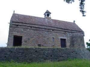 La Hougue Bie chapel