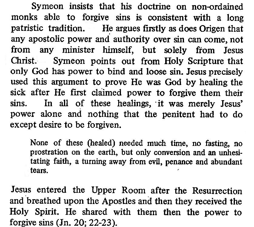Reviews of Orthodox books: Symeon the New Theologian | Words And Peace