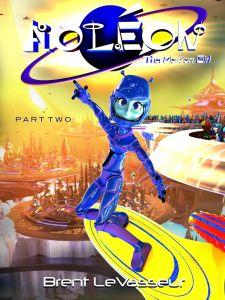 Aoleon The Martian Girl PART 2