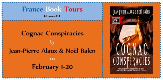 Cognac Conspiracies banner
