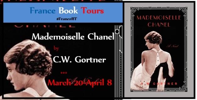 Mademoiselle Chanel banner