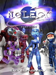 Aoleon The Martian Girl PART 5