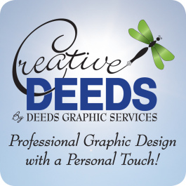 creative deeds button