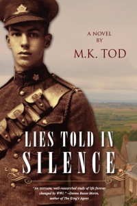 Lies Told in Silence cover