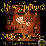 New Authors Challenge