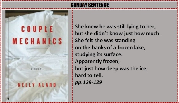 Sunday Sentence Couple Mechanics