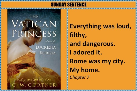 Sunday Sentence The Vatican Princess