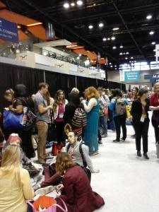 line at BEA