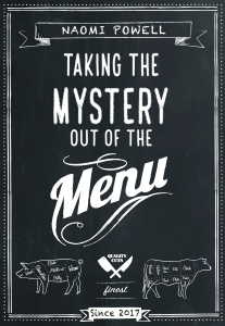 Mystery of the Menu