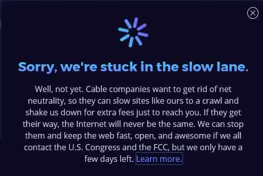 Save Net Neutrality