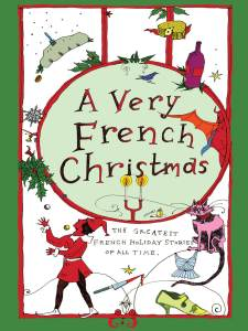 Very French Christmas Cover