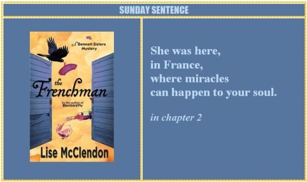 Sunday Sentence The Frenchman