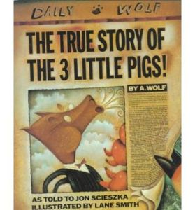 the true story of 3 little pigs