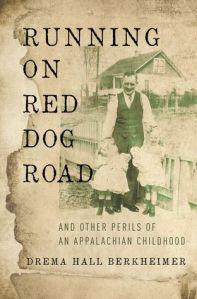 running on read dog road