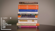 Longlist book stack