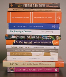 Longlist book stack2