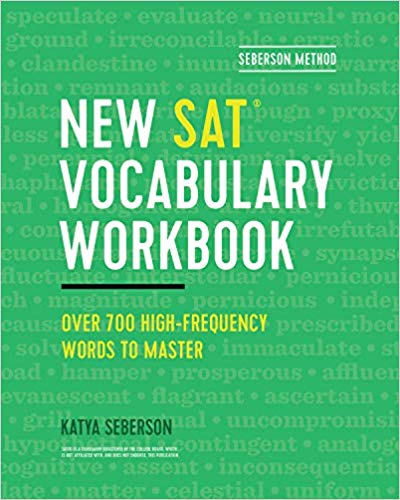 Book review: New SAT Vocabulary Workbook