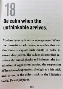 On Tyranny page 103