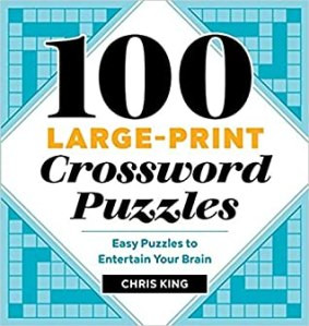 100 Large-Print Crossword Puzzles