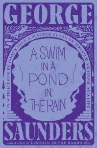 A Swim in the Pond in the Rain