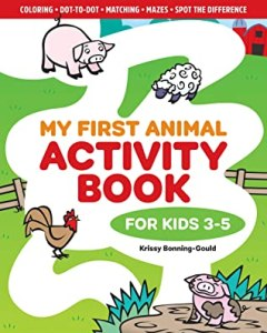 My First Animal Activity Book