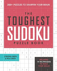The Toughest Sudoku Puzzle Book